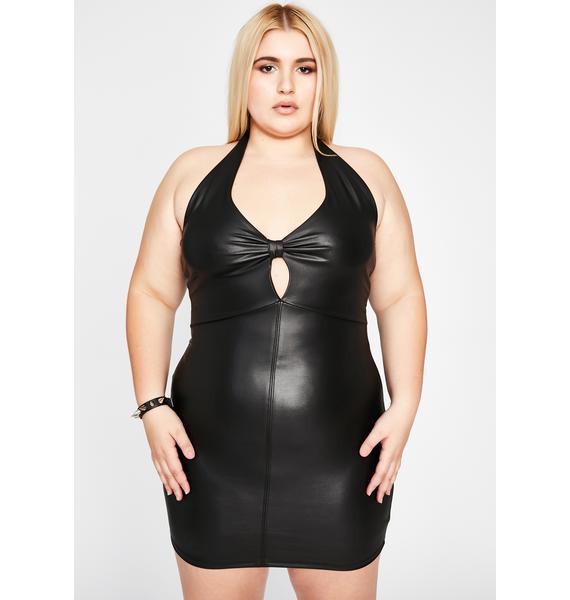 Her Severe Desire Mini Dress