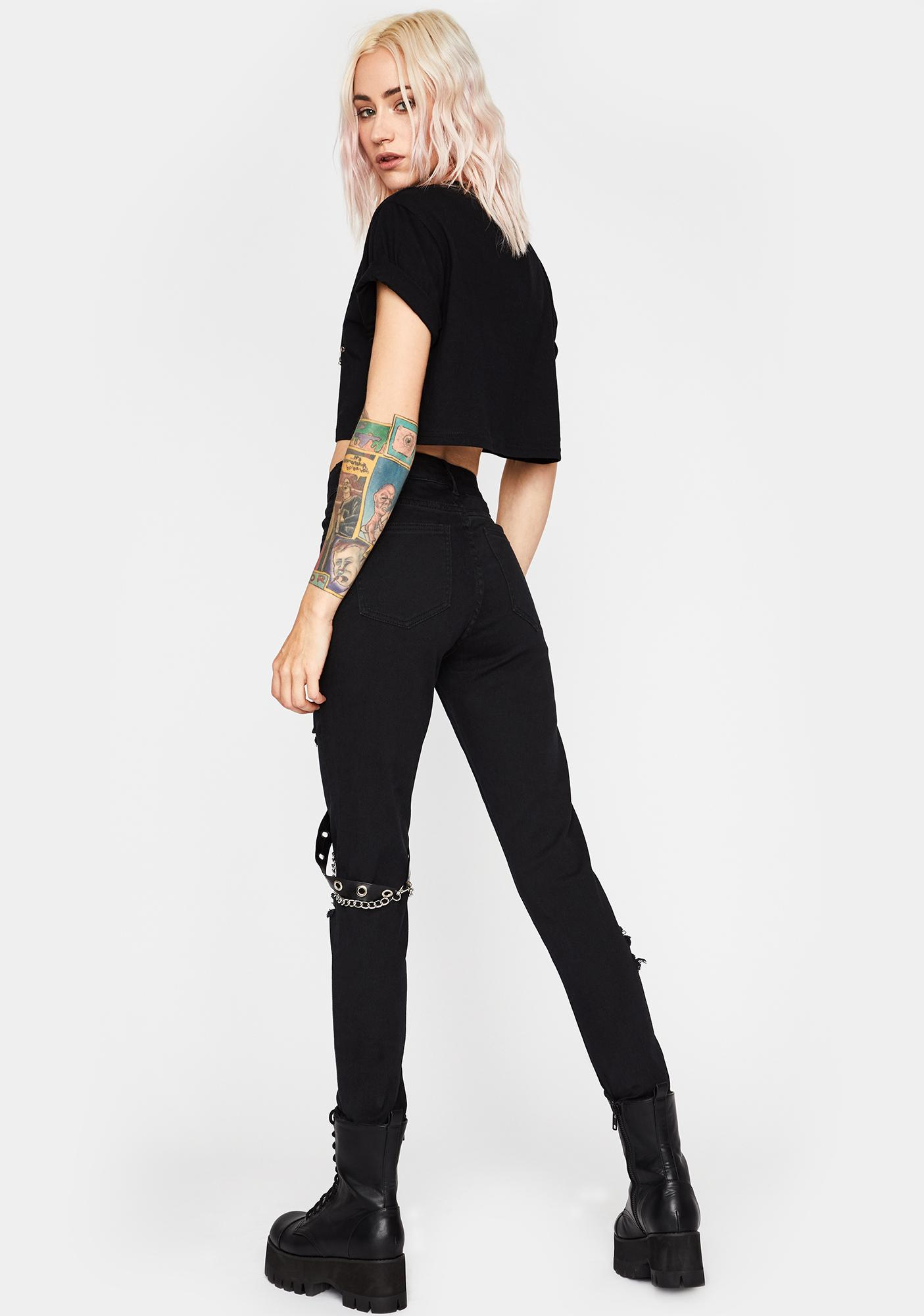 Never Scared Harness Pants