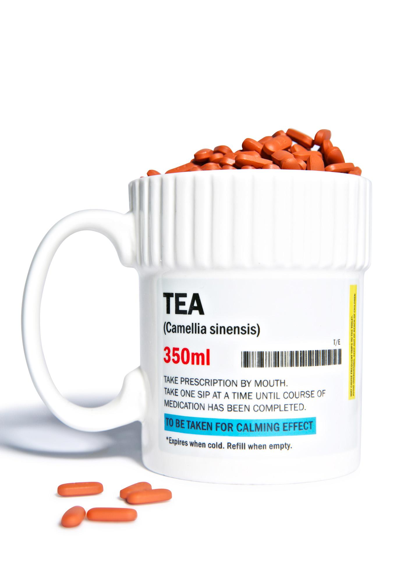 Need My Meds Tea Mug