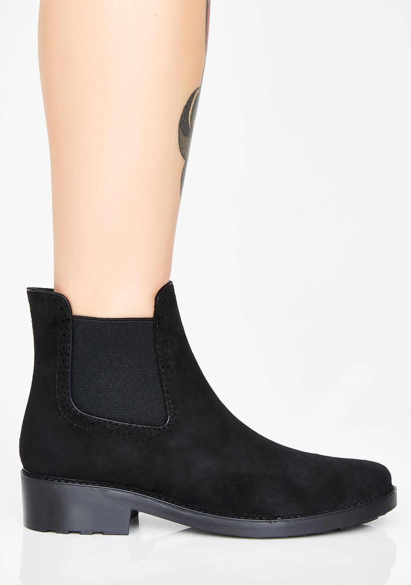 Can't Quit You Chelsea Boots
