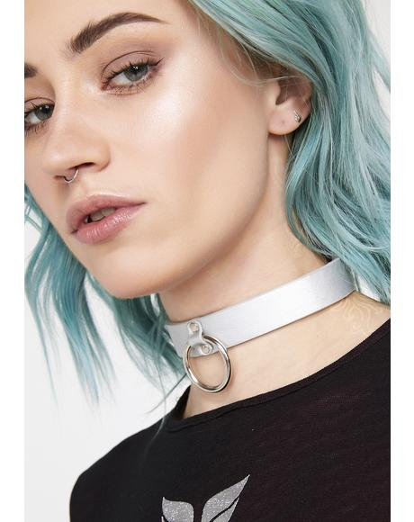 Hard Hitter O-Ring Choker