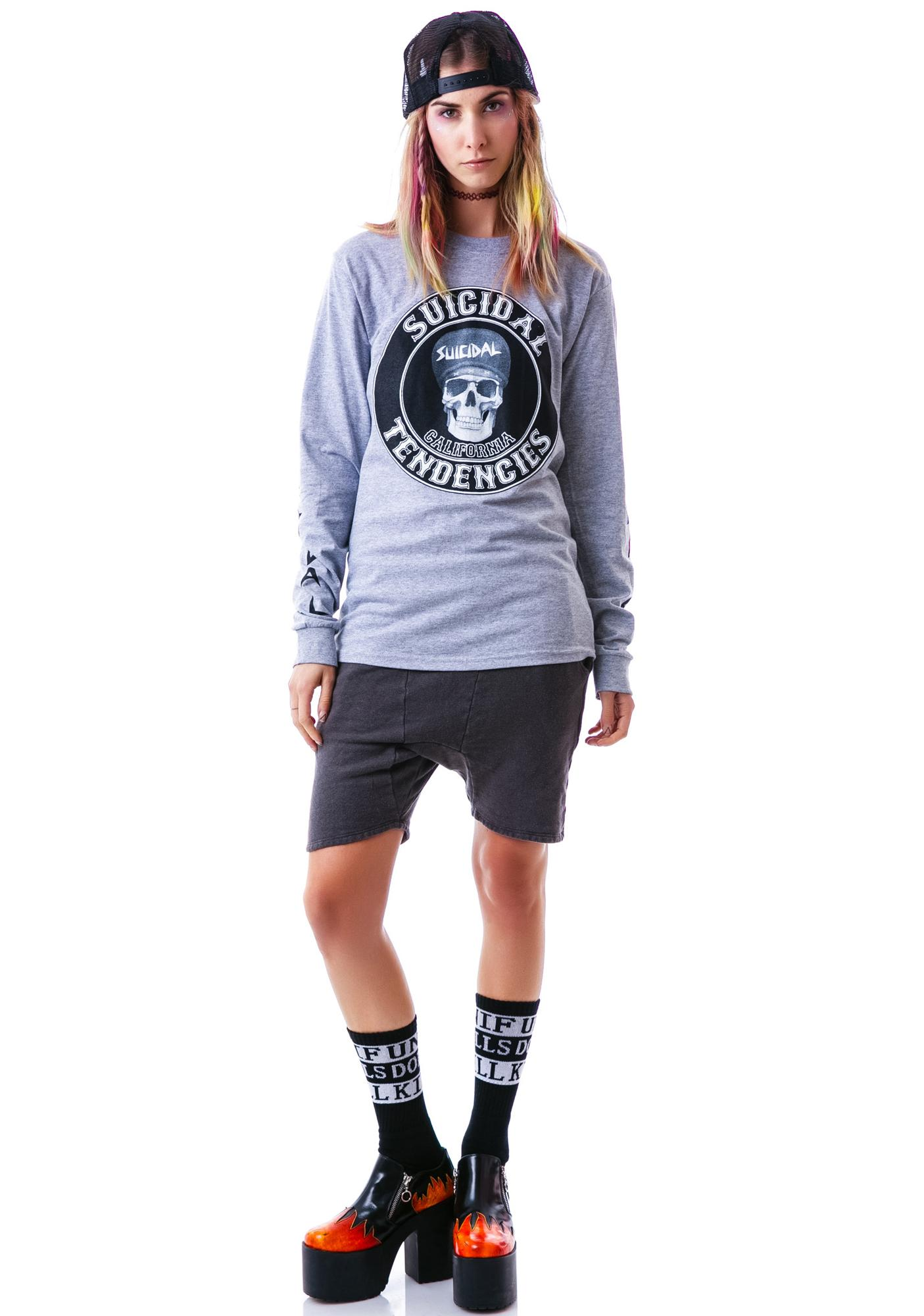 Suicidal Tendencies SSS California Longsleeve