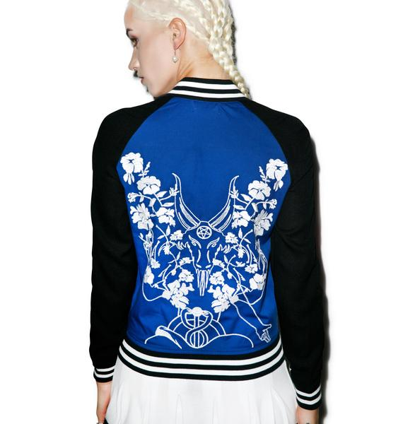 Black Scale Bohemia Jacket