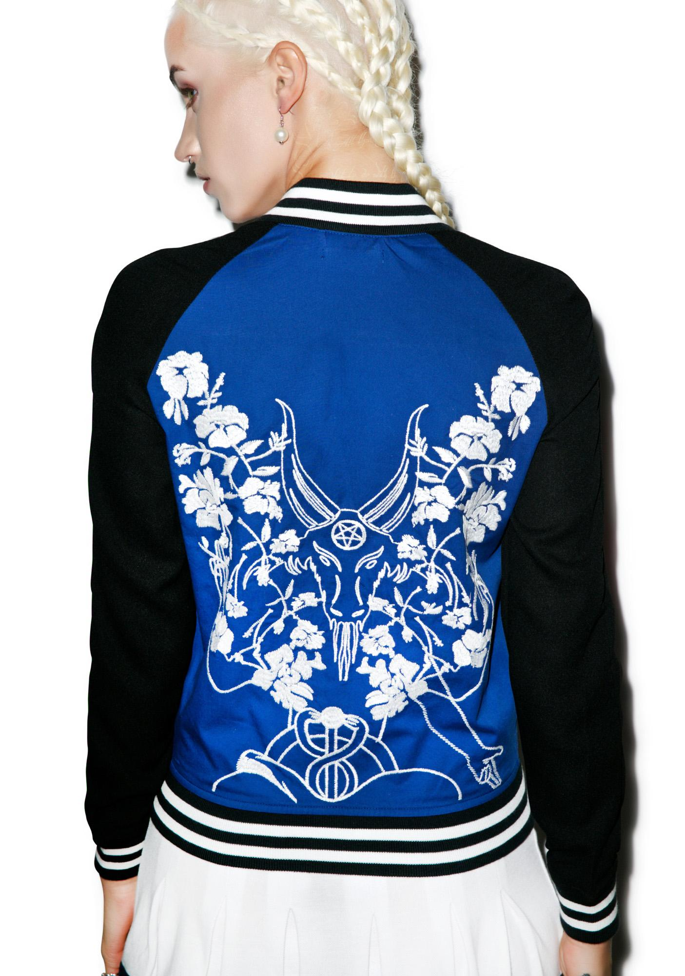 Black Scale Bohemia Jacket