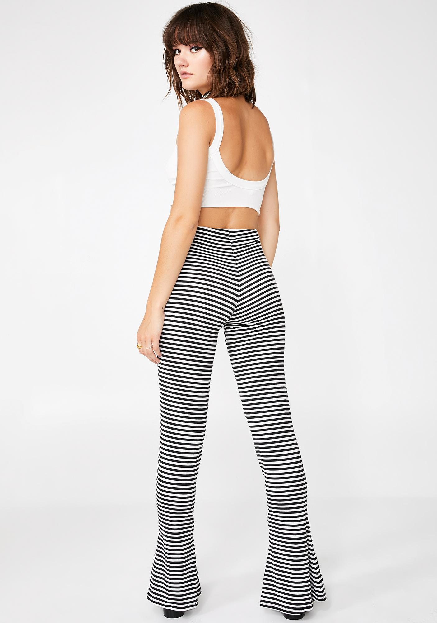 Plugged NYC Flare Pants