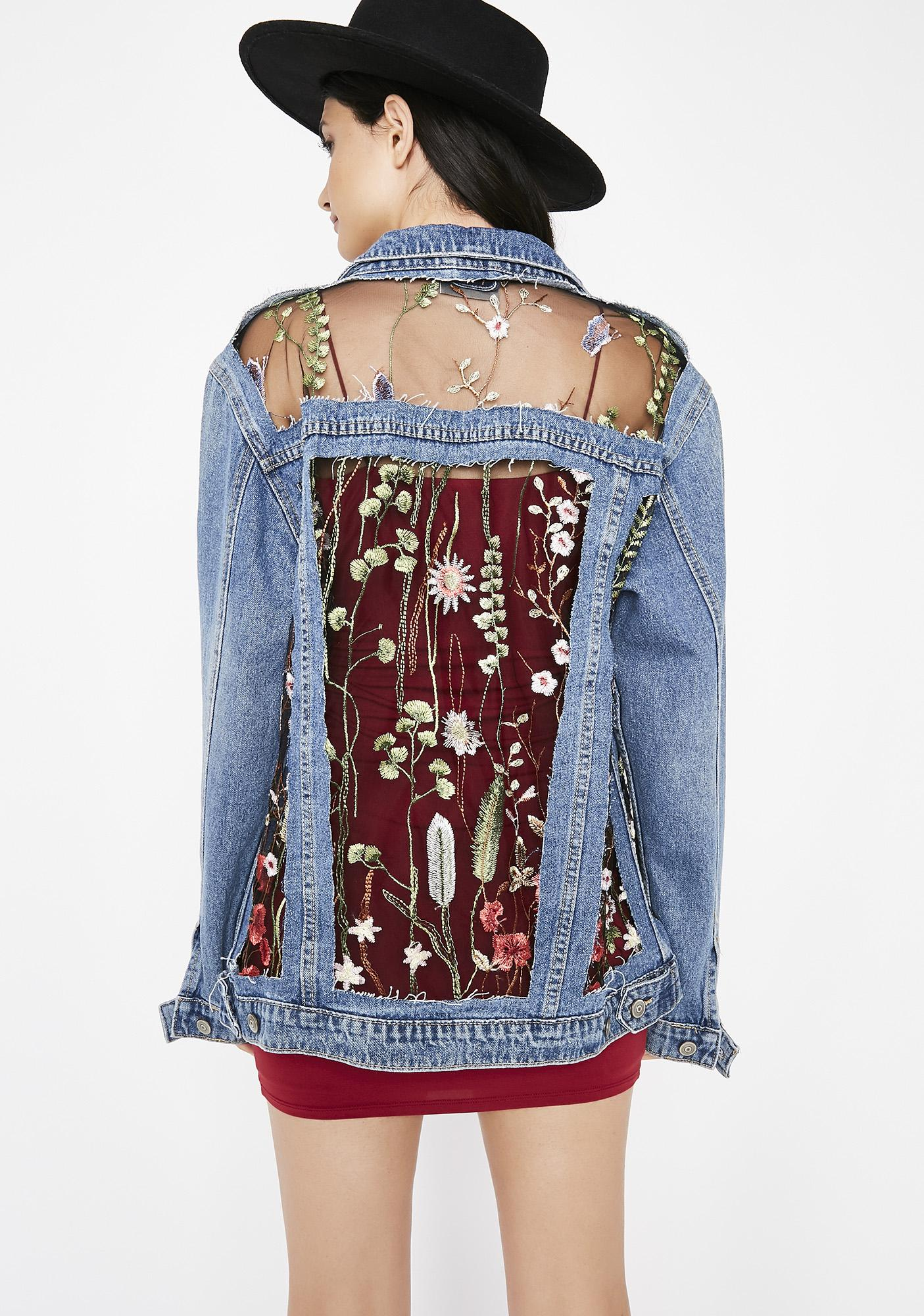 Garden State Denim Jacket