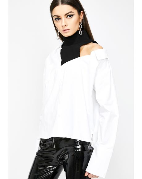 Work It Out Asymmetrical Top