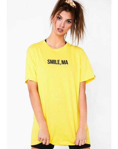 Smile Ma Tee