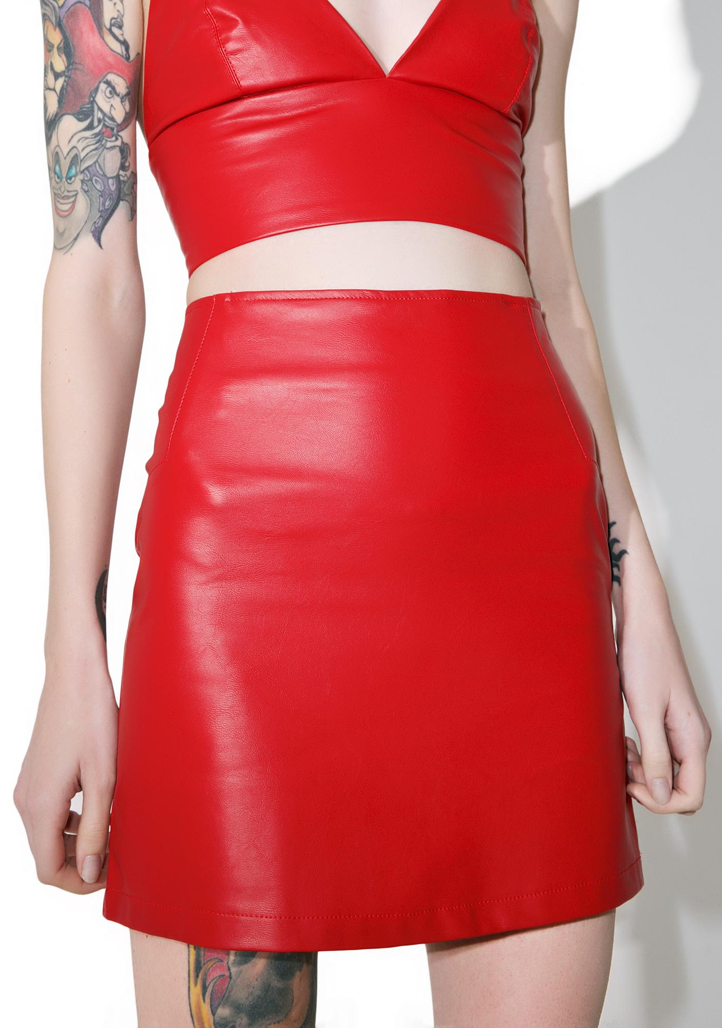 WYLDR Janice Skirt
