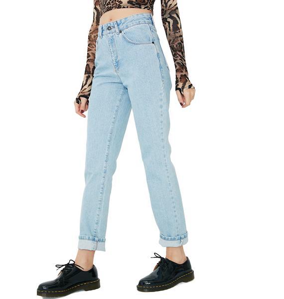 The Ragged Priest Butt Cut Denim Jeans