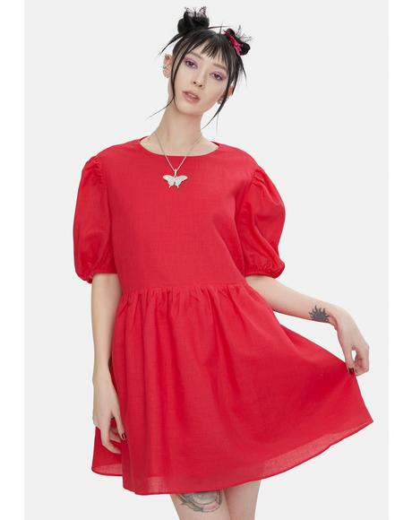 Azelea Babydoll Dress