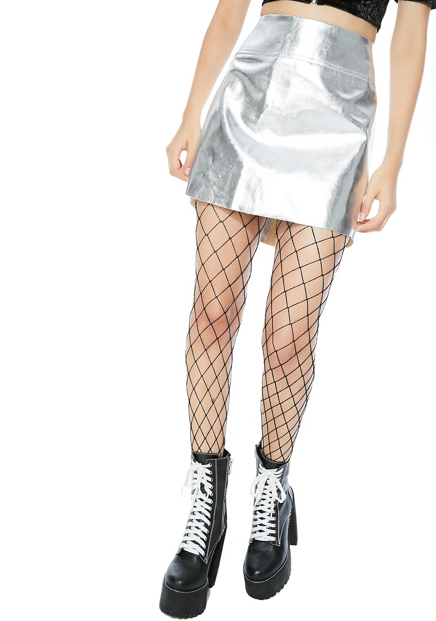 Need Some Space Mini Skirt