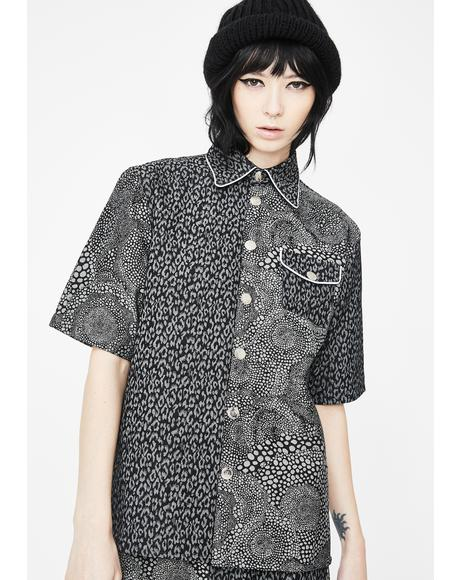 Duo Button Up Shirt