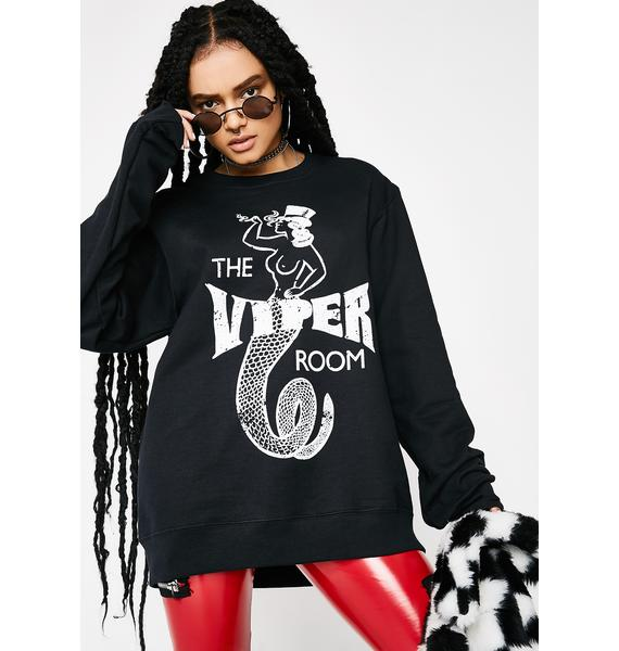 The Viper Room Viper Room Classic Crewneck Sweatshirt