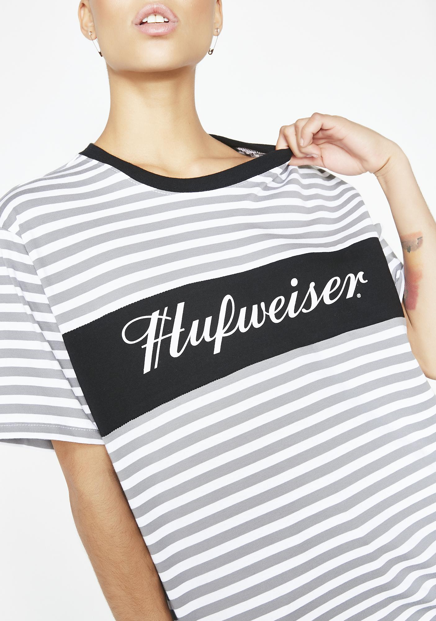 HUF Hufweiser Stripes Knit Shirt