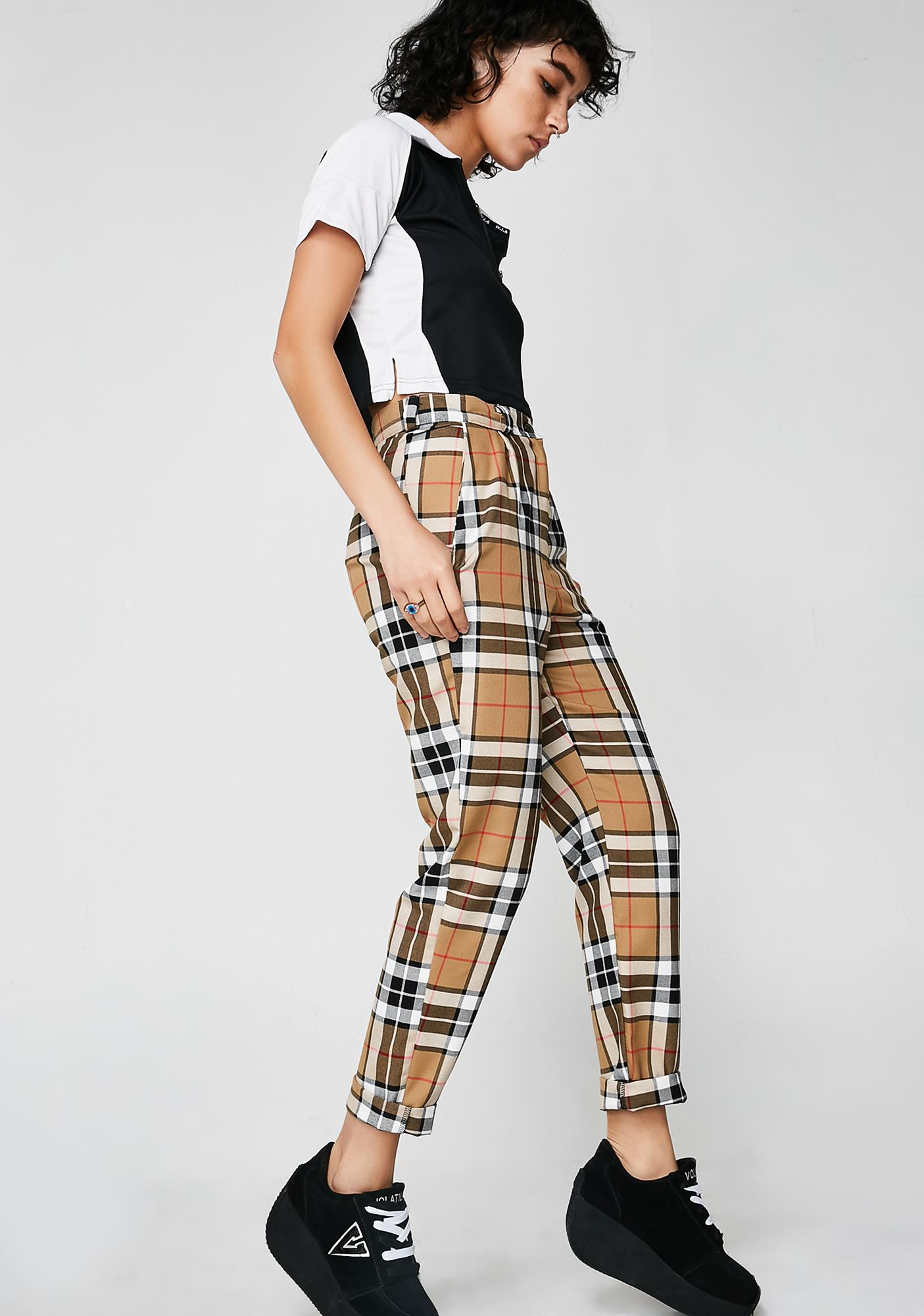 LOVE TOO TRUE Ashley Classic Trousers