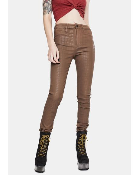 Castlerock Hilary High Waisted Jeans