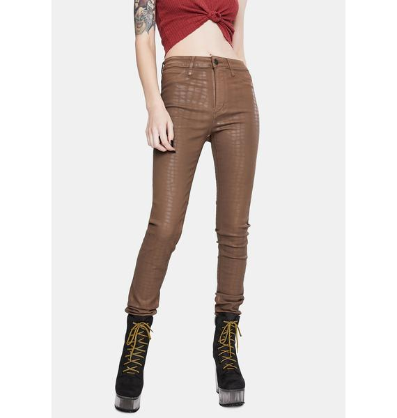 Articles of Society Castlerock Hilary High Waisted Jeans