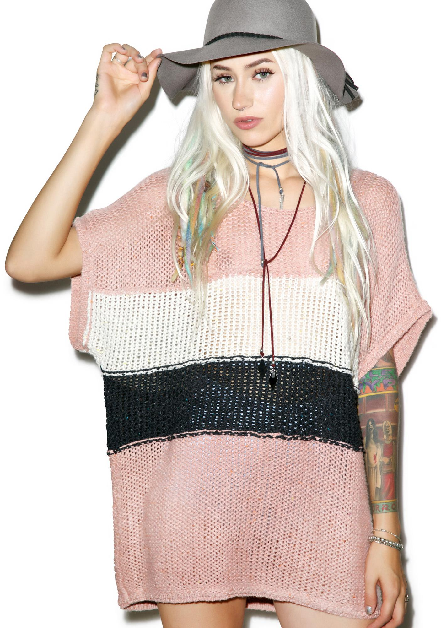 Wildfox Couture Estate Stripe Sweater