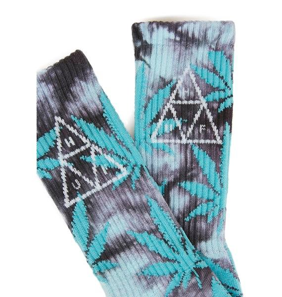 HUF 420 Triple Triangle Socks