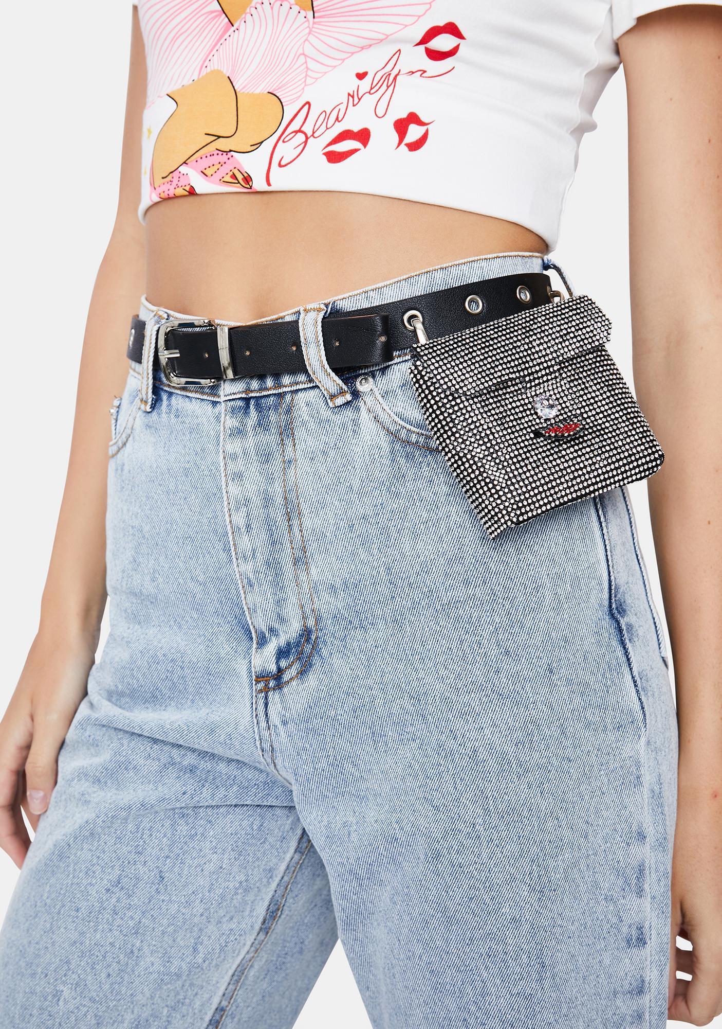 Pick A Pocket Belt With Purse