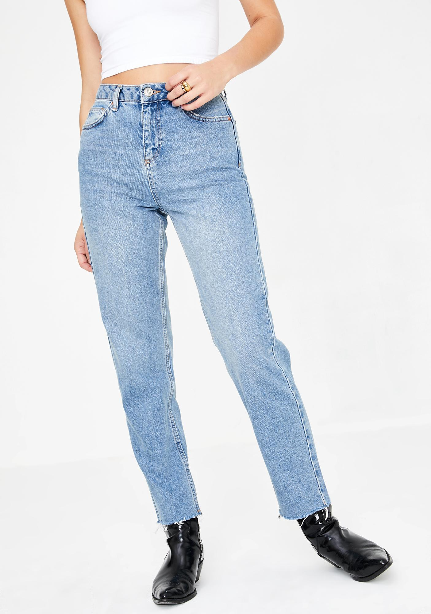BDG Pax High Rise Vintage Wash Jeans