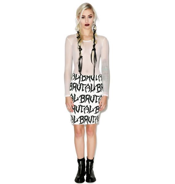 Evil Twin Tough Love Tube Skirt