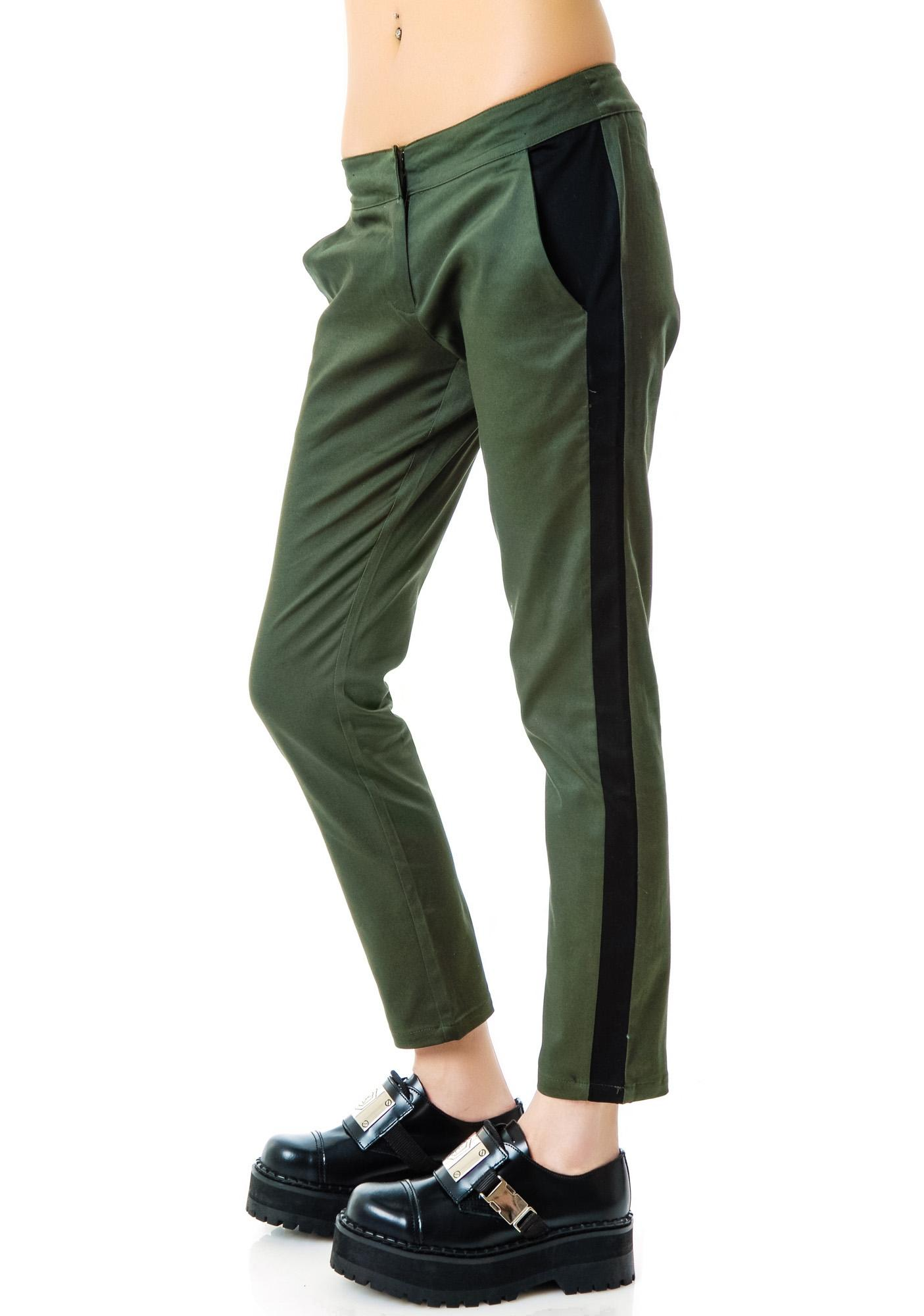 Getting Side Tracked Pants