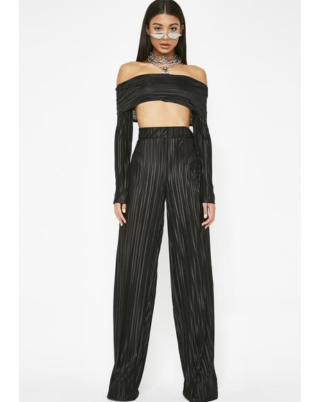 Slay Night Pant Set