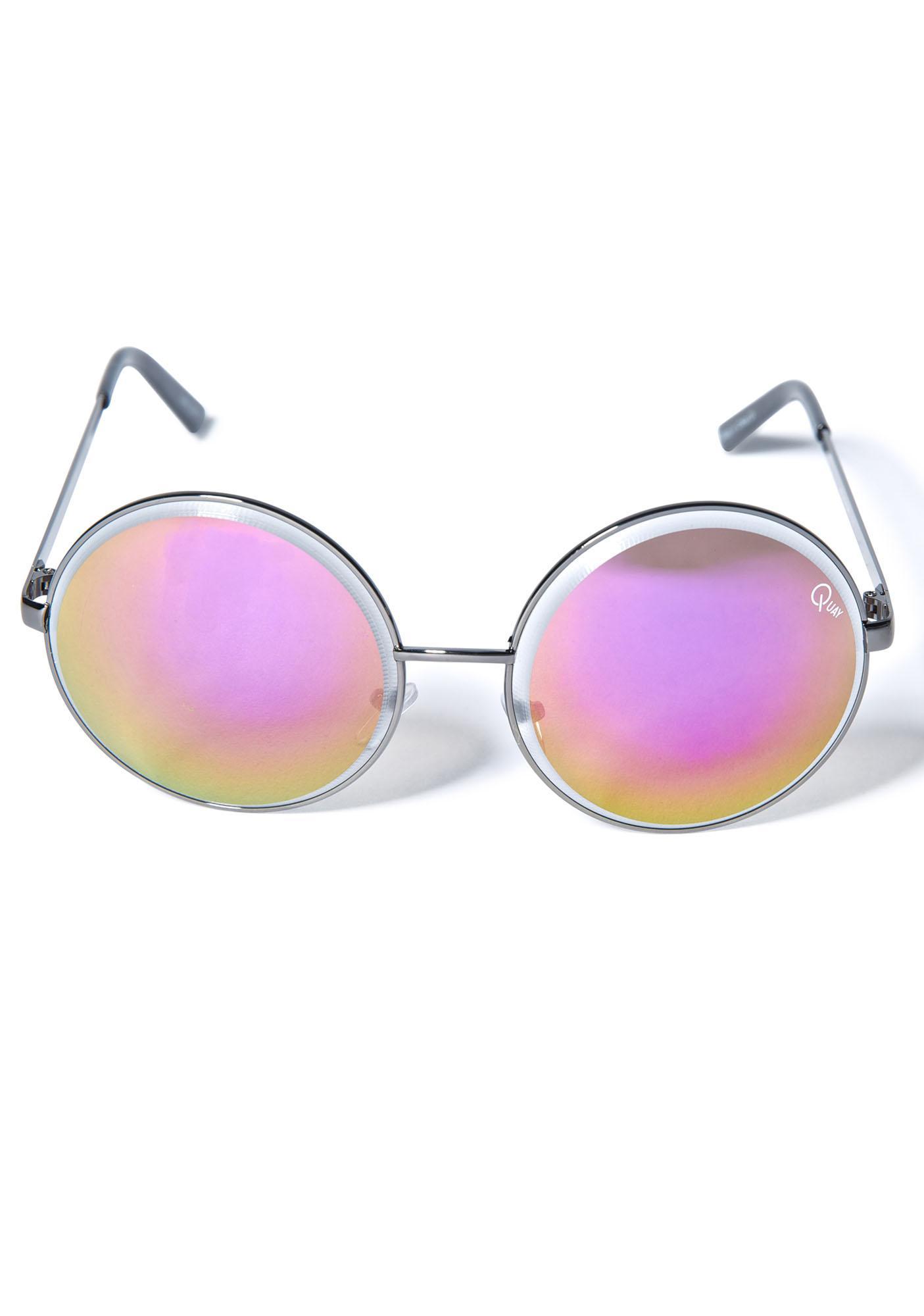 Quay Eyeware Chelsea Girl Sungalsses