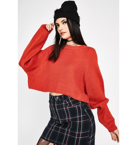 Spicy Tender Touch Knit Sweater