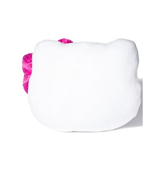 Sanrio Face Cushion