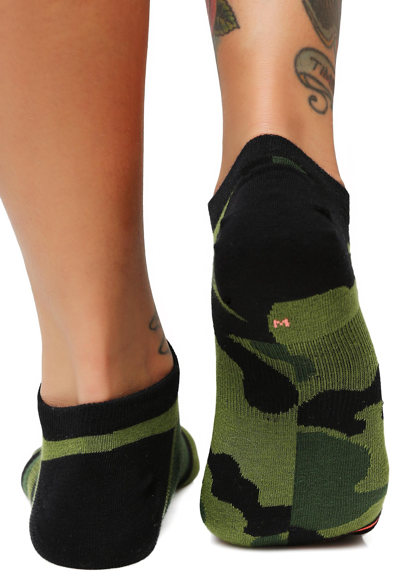 Stance Lurk Invisible Boot Socks