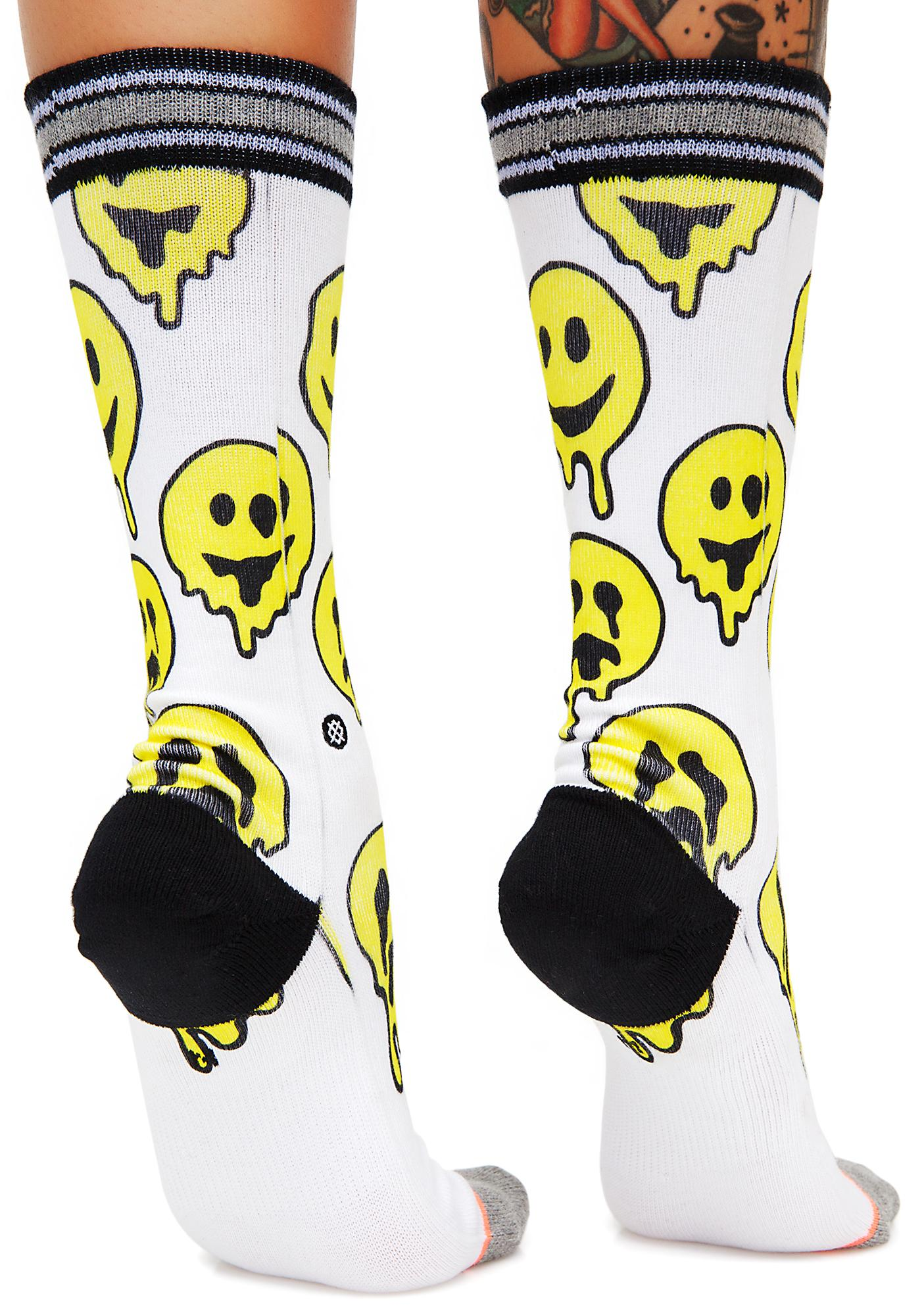 Stance Outbreak Tomboy Lite Crew Socks