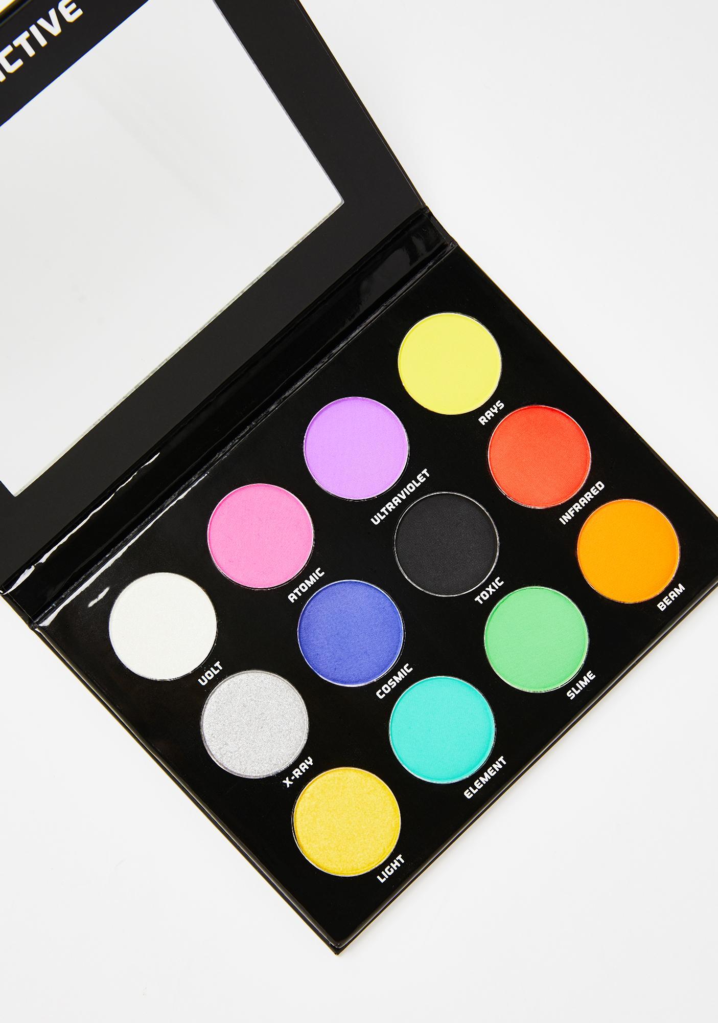 Melolops Radioactive Eyeshadow Palette