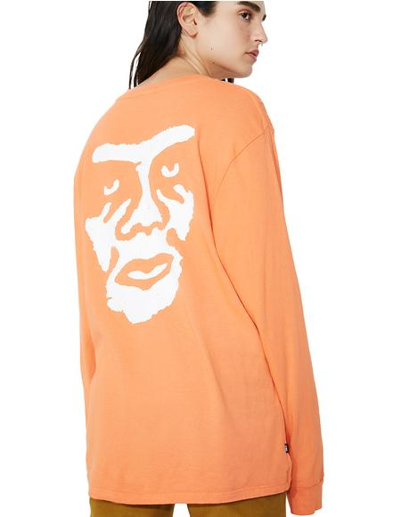 The Creeper Long Sleeve Tee
