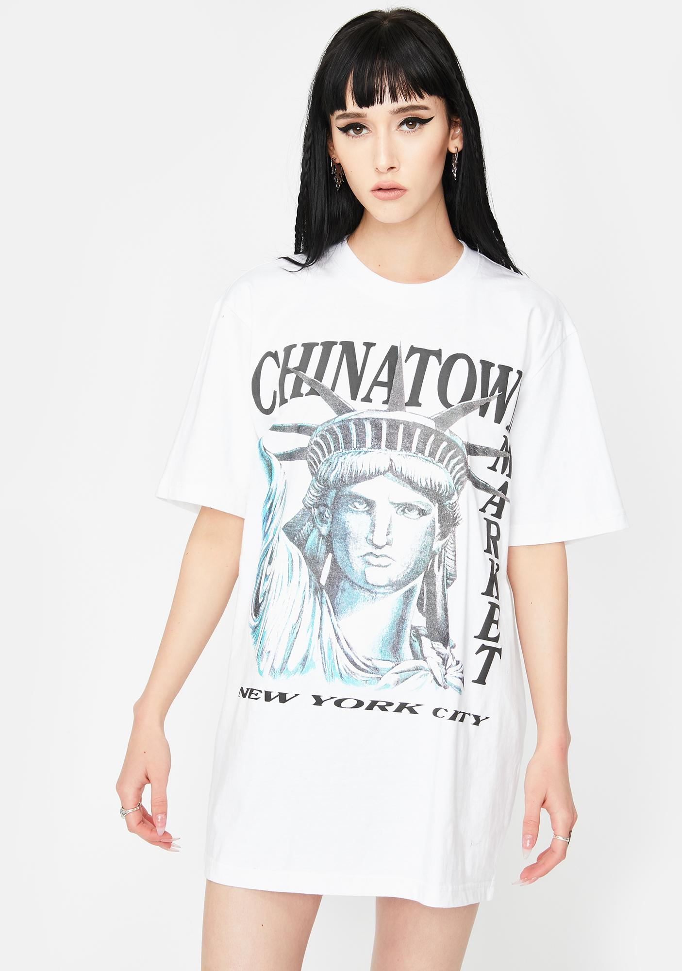 CHINATOWN MARKET NYC Graphic Tee