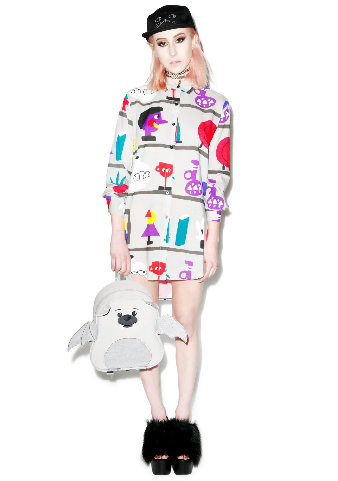 Lazy Oaf Shelf Life Shirt