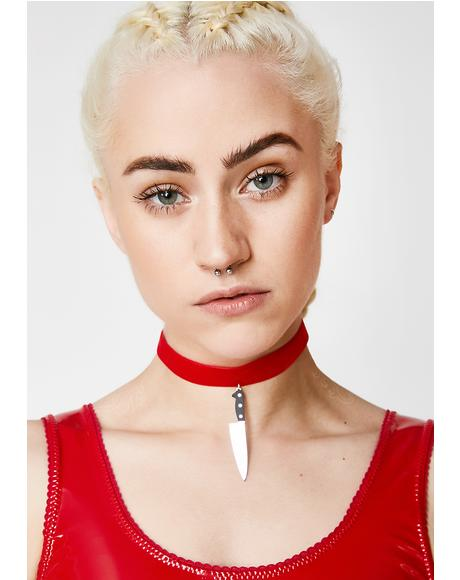 Cut You Choker