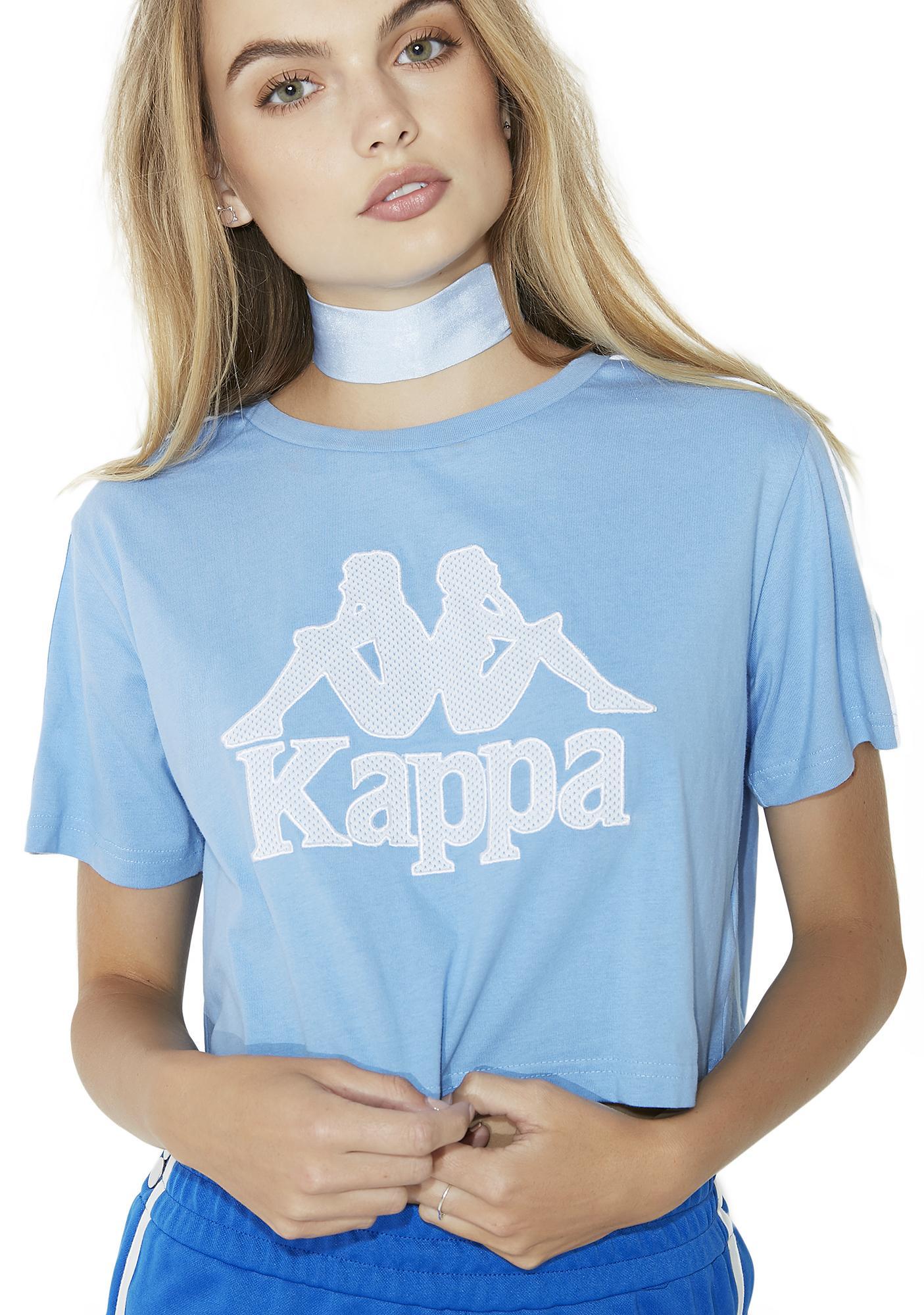 Kappa Kappa Cropped Tee