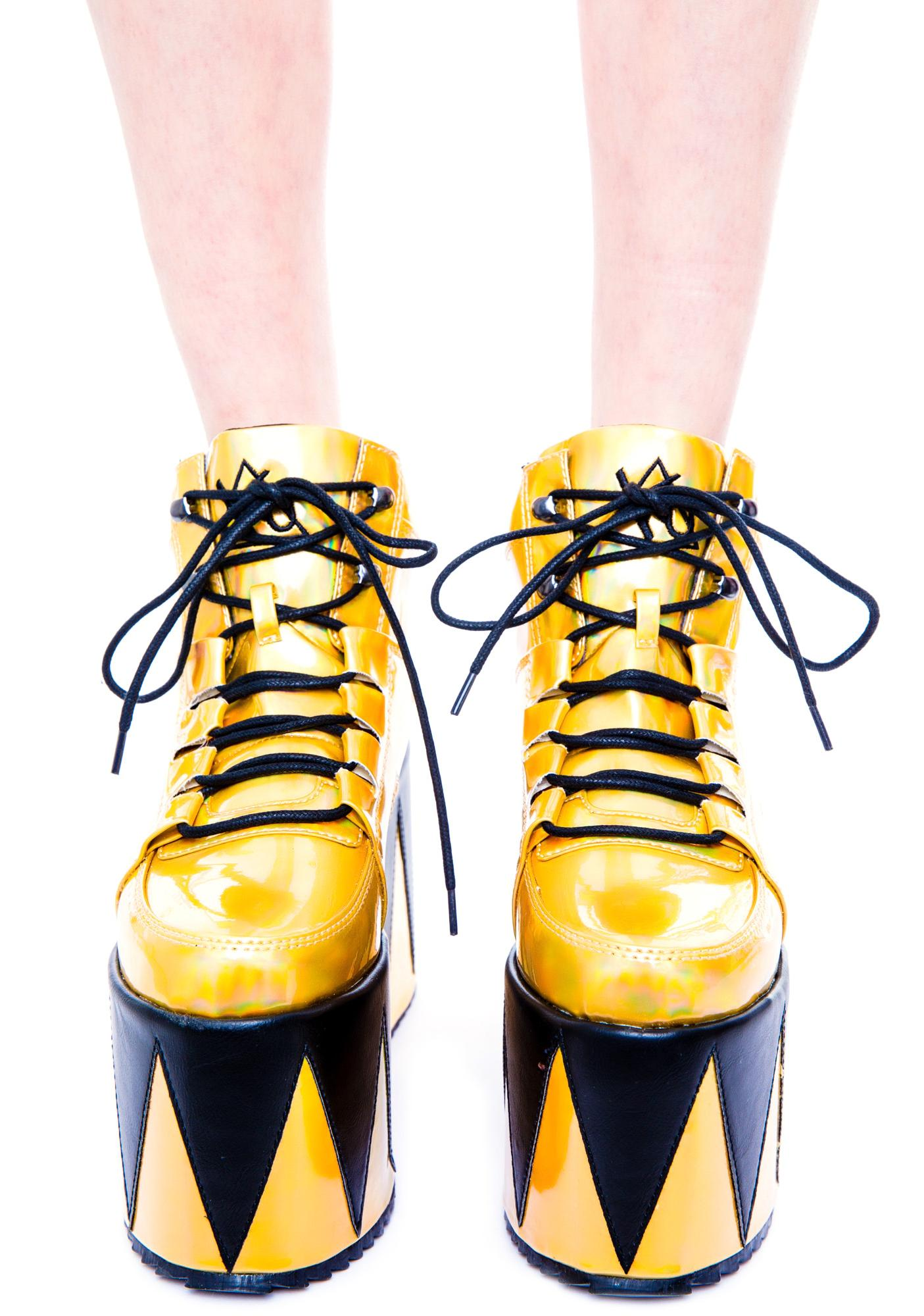 fb7ca427c4 Y.R.U. Qozmopolitan Platform Shoes · Y.R.U. Qozmopolitan Platform Shoes ...