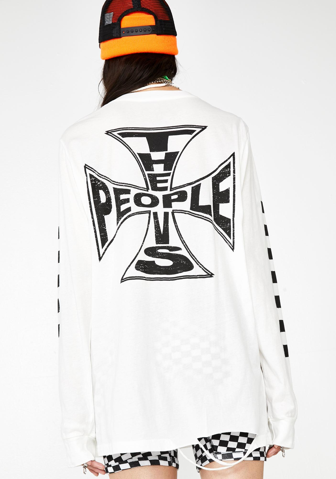 The People VS Celtic Long Sleeve Graphic Tee