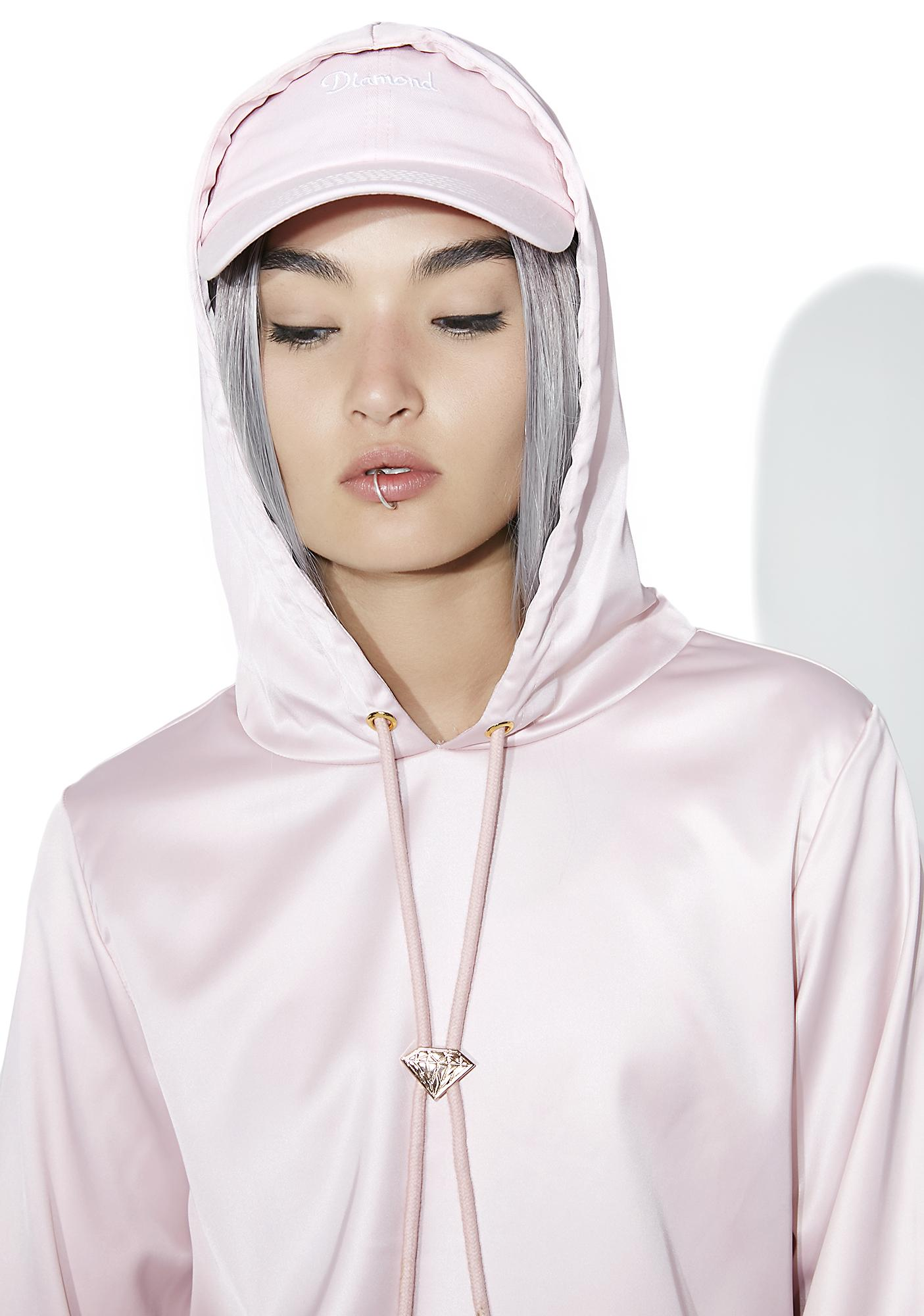 Diamond Supply Rosary Hoodie
