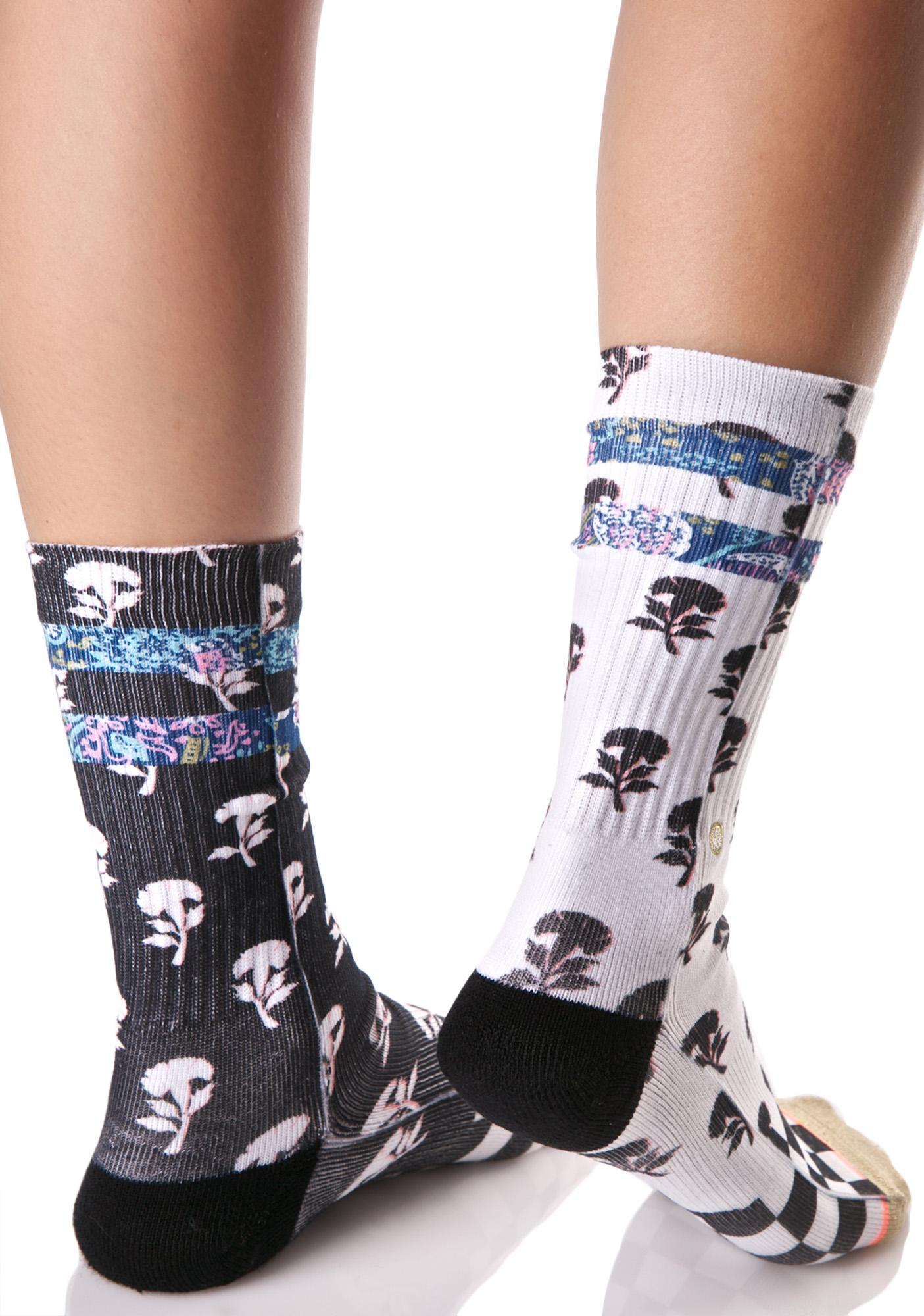 Stance Check It Classic Crew Socks