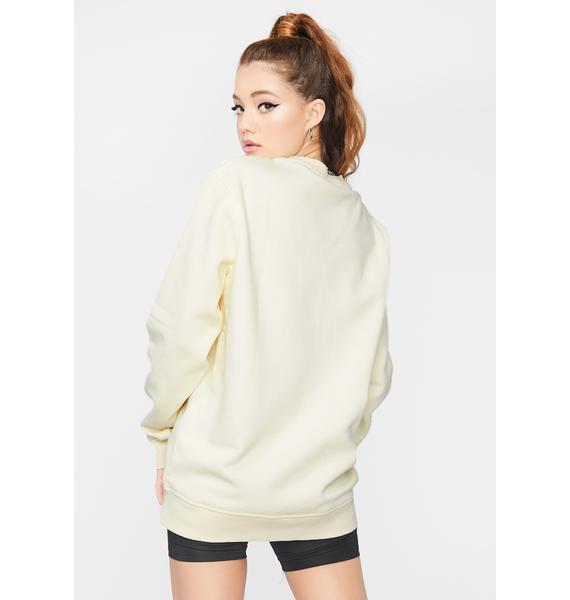 NEW GIRL ORDER I Am The Gift Holiday Sweatshirt
