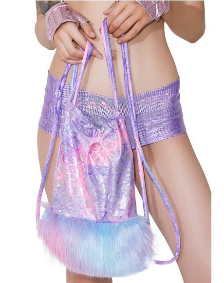 Candy Mermaid Light-Up Mini Backpack