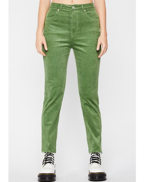 Evergreen Fallin' Hard Corduroy Pants