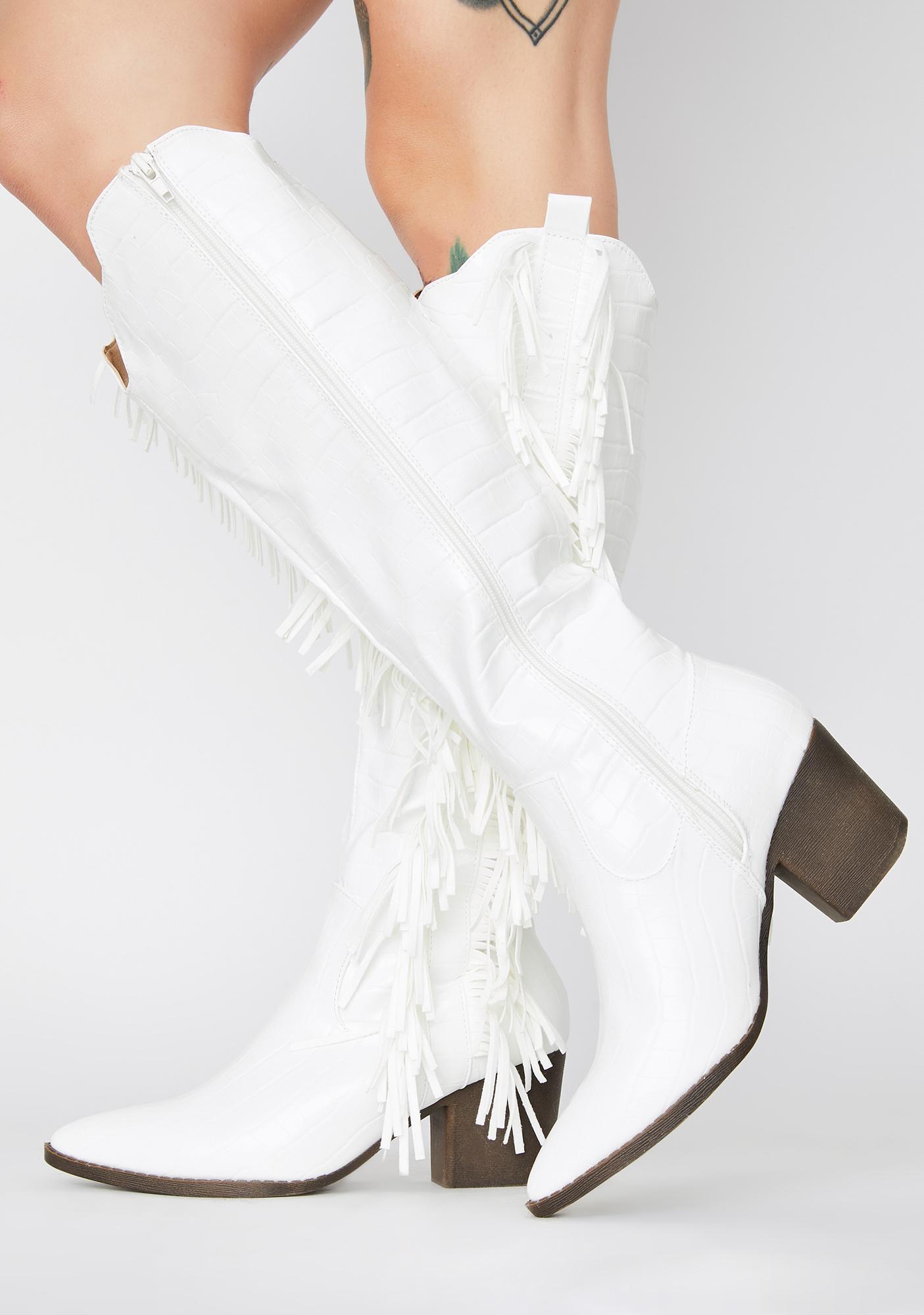 Stagecoach Stunner Cowboy Boots