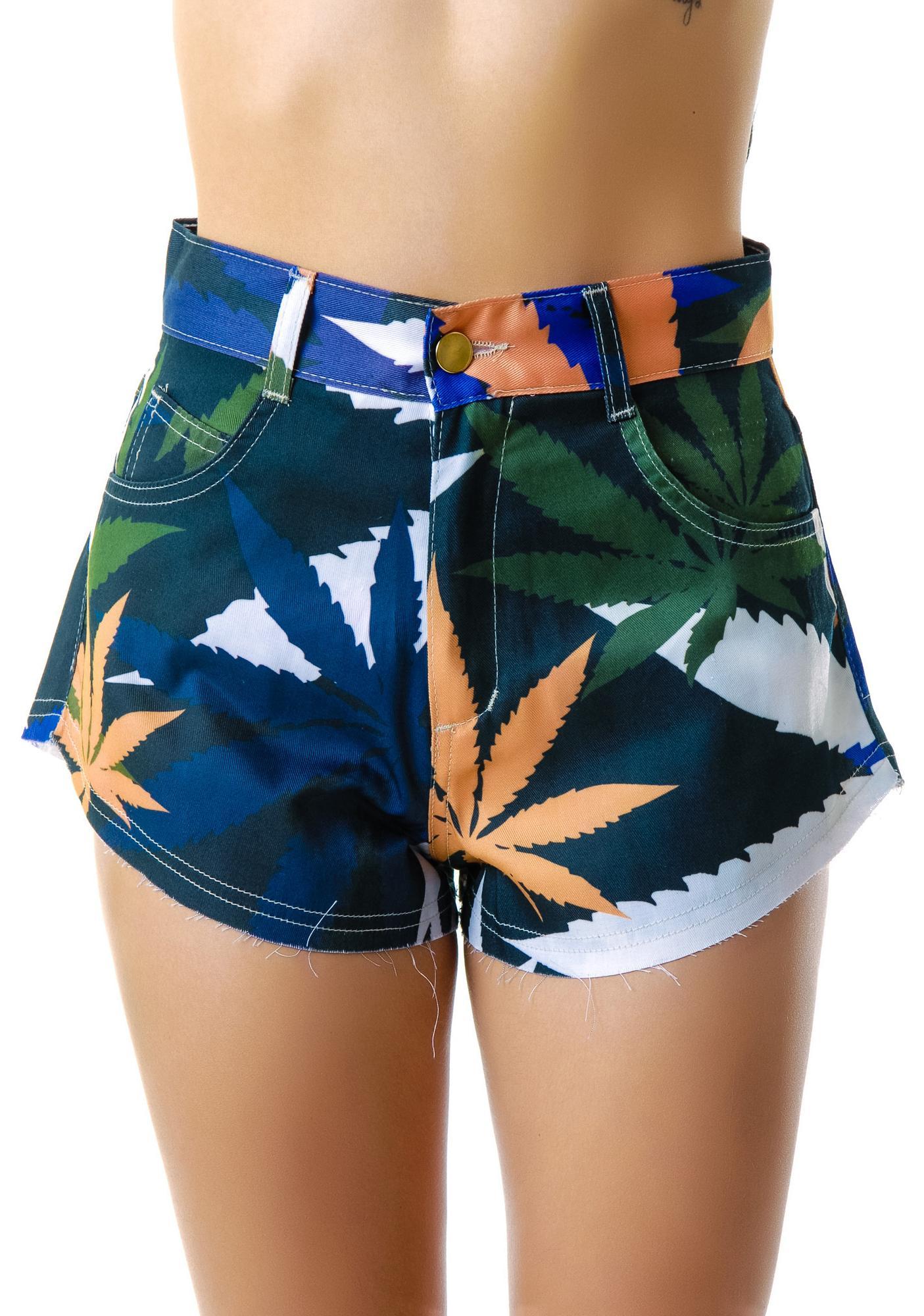 Civil Clothing Medicinal Cutoff Shorts