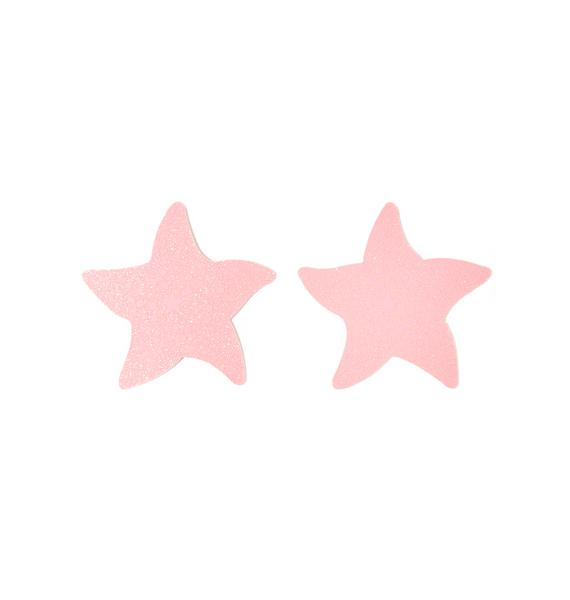 Pastease Pink Starfish Pasties